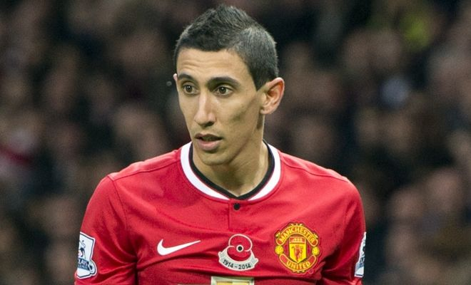 PSG have offered £40 million for Manchester United's Angel di Maria. [Mirror]