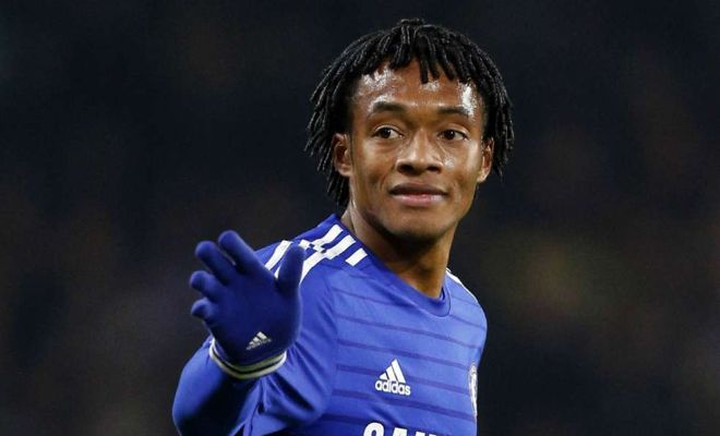 Chelsea trying to offload Juan Cuadrado for not less than £26.1 million. [Guardian]