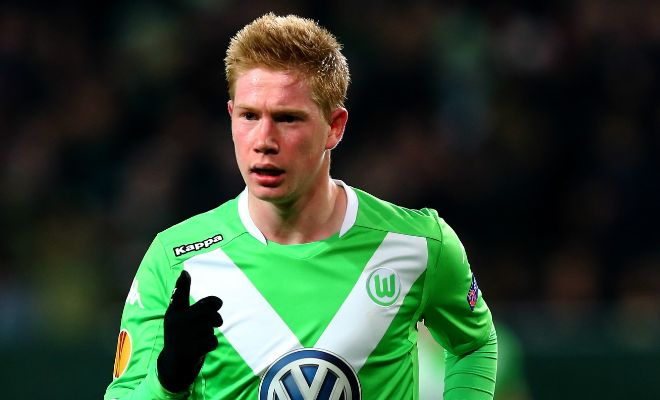Manuel Pellegrini denied rumours of any potential bid for Kevin De Bruyne. [Goal]
