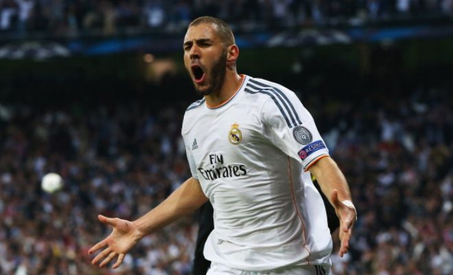 French striker Karim Benzema is generating interest from Arsenal with the London club ready to spend €57m on him. [Daily Mail]