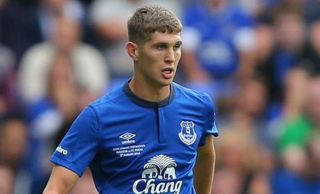 Everton insist that they will not sell talented defender John Stones for anything less than £30m despite interest from Premier League champions Chelsea. [The Guardian]