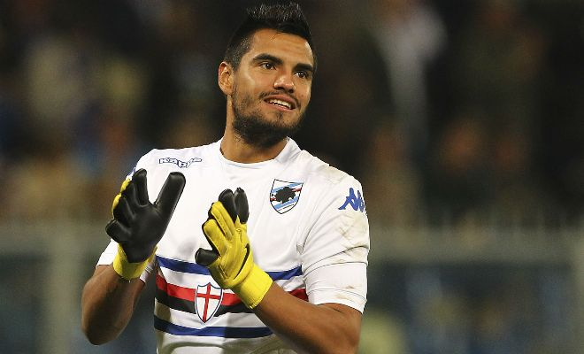 Manchester United are weighing up Argentine goalkeeper Sergio Romero as a replacement for Victor Valdes who is set to leave the club after falling out with manager Louis van Gaal. [Manchester Evening News]