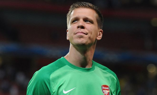With the arrival of former Chelsea keeper Petr Cech to Arsenal, goalkeeper Wojciech Szczesny could move to Italian club AS Roma on a loan move. [Telegraph]