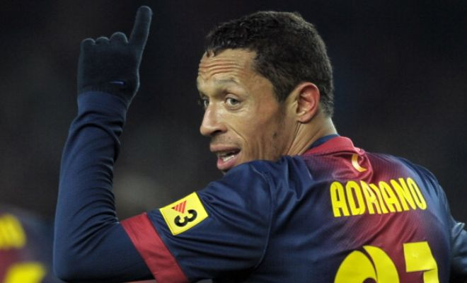 Barcelona full-back Adriano is very close to completing a move to AS Roma. [Mundo Deportivo]