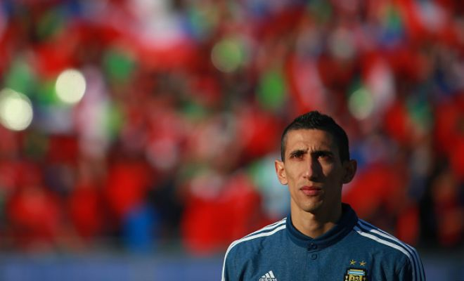 Angel Di Maria is close to completing his move to PSG with both clubs currently in the United States for their pre-season tours. (Mirror)