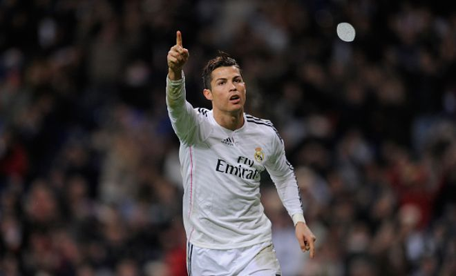 Manchester United are considering a world record bid for Real Madrid superstar Cristiano Ronaldo. [Manchester Evening News]