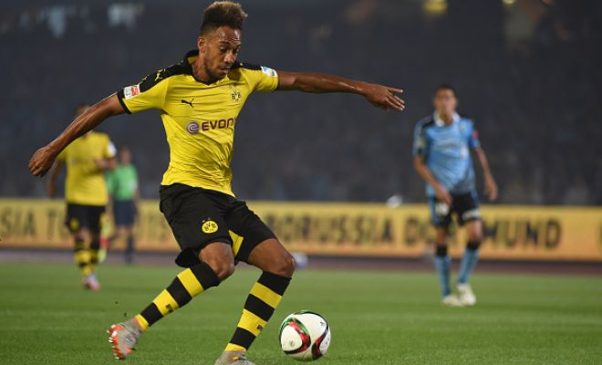 Borussia Dortmund forward Pierre-Emerick Aubameyang is garnering a lot of interest from North London rivals Arsenal and Tottenham Hotspur, who are both looking to sign a striker. [talkSPORT]