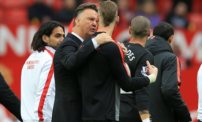 Van Gaal admits De Gea saga is 'unfavourable' for both Manchester United and Real Madrid