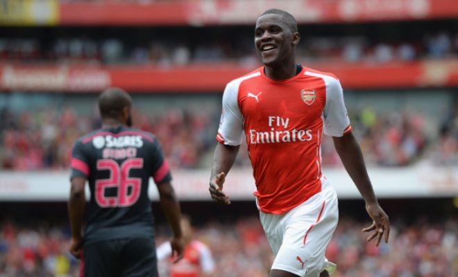 Palermo are interested in signing Costa Rican striker Joel Campbell from Arsenal, but don't want to pay £7m. [Daily Star]