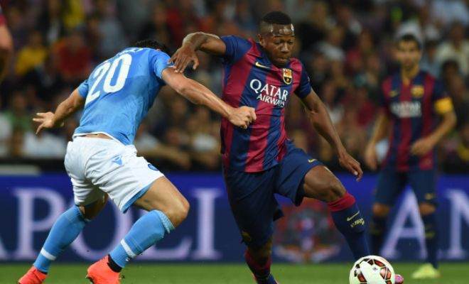 Liverpool are close to signing Barcelona teenager Adama Traore on a loan deal. The Malian was named the Player of the Tournament at the 2015 FIFA U-20 World Cup. [Daily Express]
