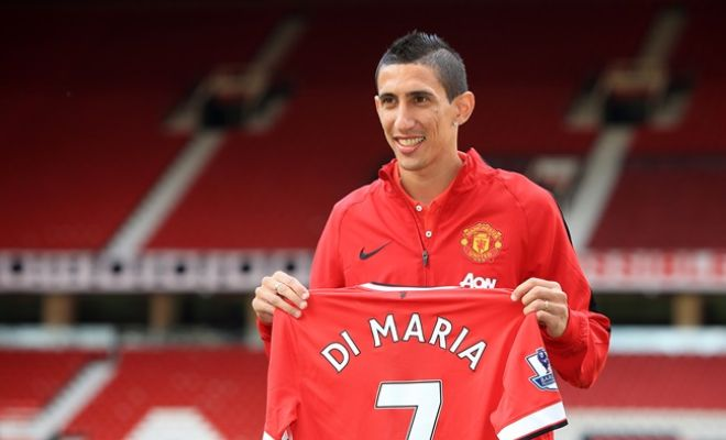Angel Di Maria is set to join Paris St-Germain for a fee of around £44m within the next two days. [Daily Express]