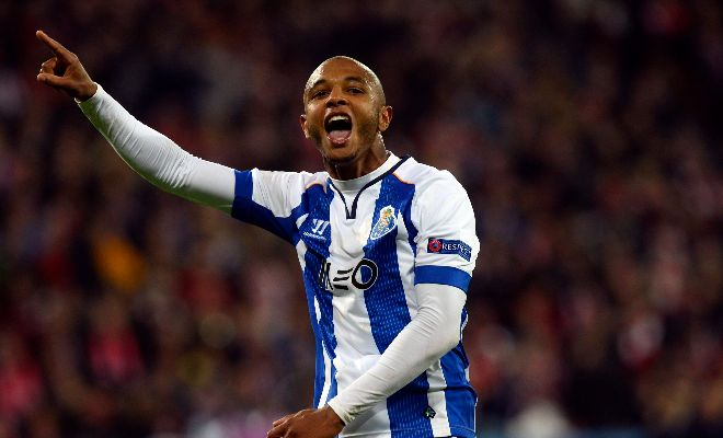 Arsenal will have to pay £40m to land Porto star Yacine Brahimi this summer. [Talksport]
