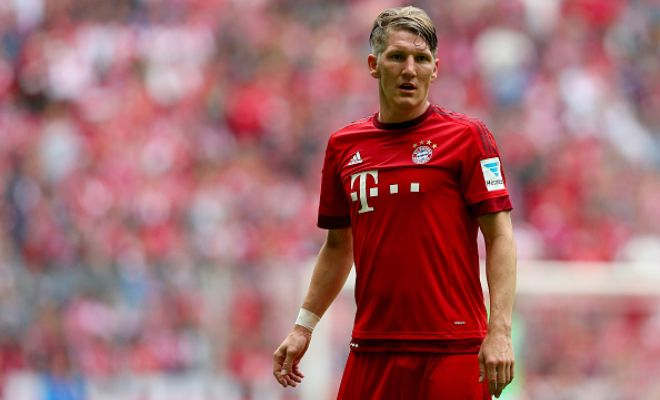 Bastian Schweinsteiger remains relaxed about his future amid interest from Man United [ESPN FC]
