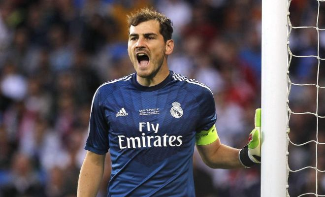 Arsenal are monitoring Real Madrid captain Iker Casillas. [Evening Standard]