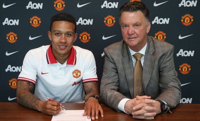 Memphis Depay was presented as a Manchester United player, and this is what the Dutch had to say: