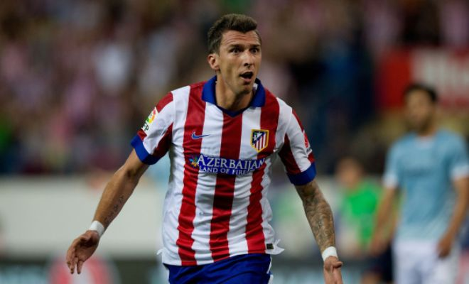 Juventus are likely to sign Atletico Madrid striker Mario Mandzukic and have agreed a deal in principle. [AS]