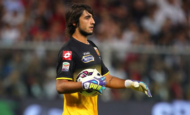 Tottenham are said to be interested in Mattia Perin. The Genoa goalkeeper could be a replacement for Hugo Lloris if the Frenchman decides to leave White Hart Lane in the summer. [Sun]
