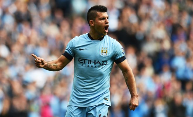 Sergio Aguero has dismissed rumours that he wants to leave Manchester City, with rumours floating around that Real Madrid are interested in the Argentine striker. (Daily Mirror)