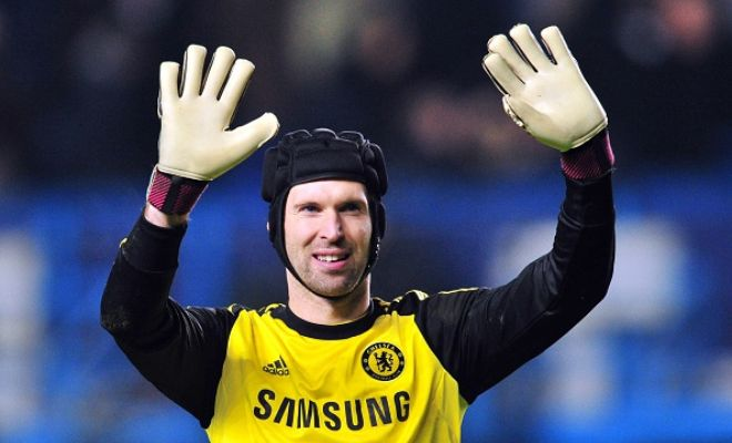 Petr Cech is very close to a move to Arsenal, according to his Chelsea teammates. (London Evening Standard)