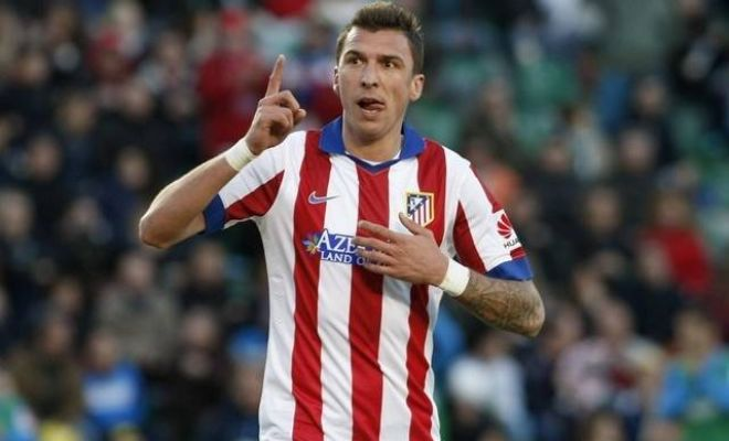 Mario Mandzukic to join Juventus. [Various]