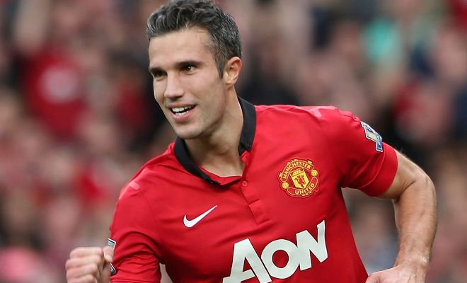 Fenerbahce are the front runners to sign Manchester United's Robin van Persie. [Mirror]