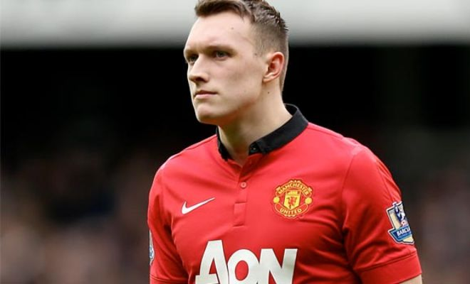 Phil Jones is close to signing a new contract with Manchester United. [The Times]