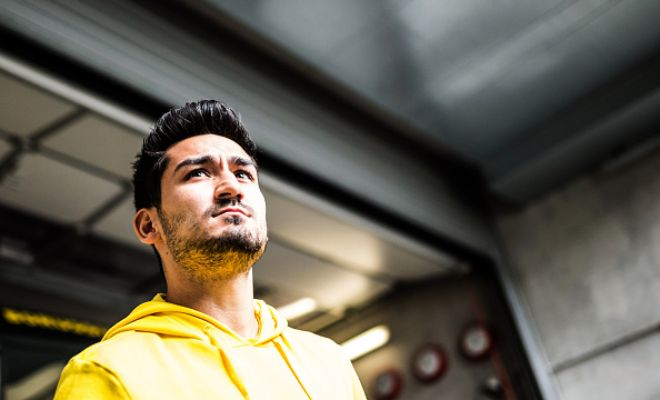 "When asked about his client, Ilkay Gundogan's future and at the possibility of the player staying at Borussia Dortmund, agent and uncle Ilhan Gündogan told Süddeutsche Zeitung: ""This is clearly an option again. There are several things in favour of Ilkay finding back to his old level and doing that in a familiar, comfortable environment."""