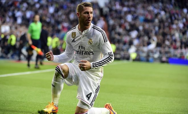 Manchester United have submitted a £35m bid for Real Madrid defender Sergio Ramos. (Daily Mail)