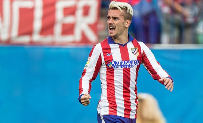 Chelsea's bid for Atletico Madrid star Antoine Griezmann has been rejected by the Spanish club. (Daily Star)