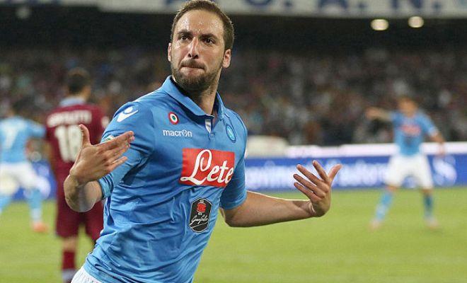 Chelsea to bid £30 million for Napoli's Gonzalo Higuain. [Telegraph]