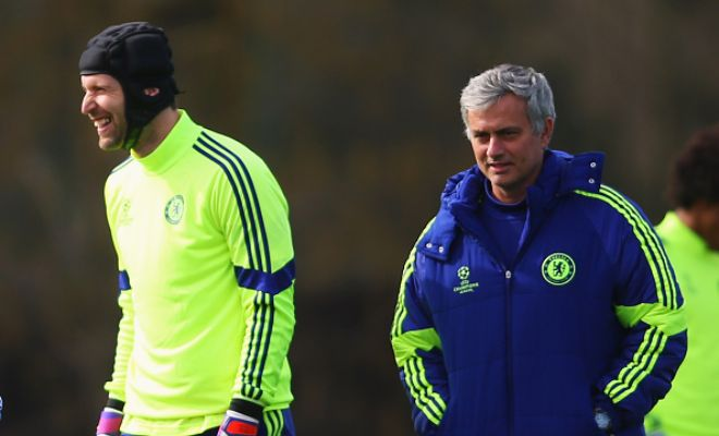 Petr Cech could join another English club despite Jose Mourinho not keen on the same. [Telegraph]