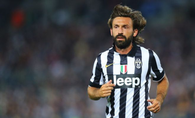 Yesterday's Champions League final could have been Andrea Pirlo's final game in Europe as a move to the MLS beckons. (Sky Sports)