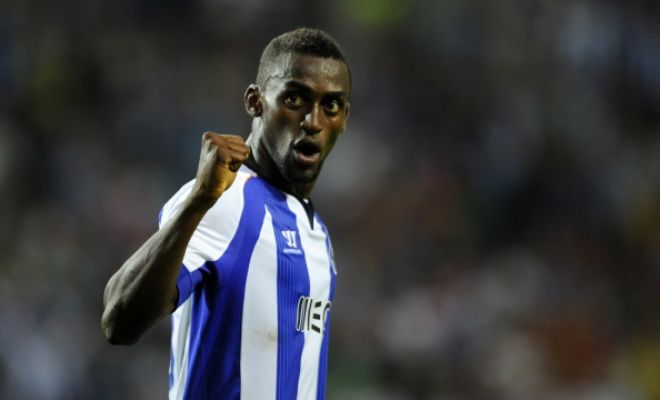 Arsenal to launch a bid of £25.7m for Porto forward Jackson Martinez. (Metro)