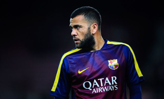 "Dani Alves: ""AC Milan? It would be a pleasure to join them."""