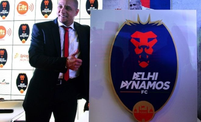 Roberto Carlos who was recently unveiled as the manager of Delhi Dynamos will also play for the club in a player-manager role. Initially, it was believed that the Brazilian legend was only going to be managing the team, but the latest developments indicate that apart from managing the team, he will also be playing for the team.