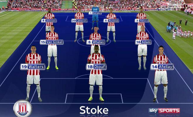 Stoke City XI: