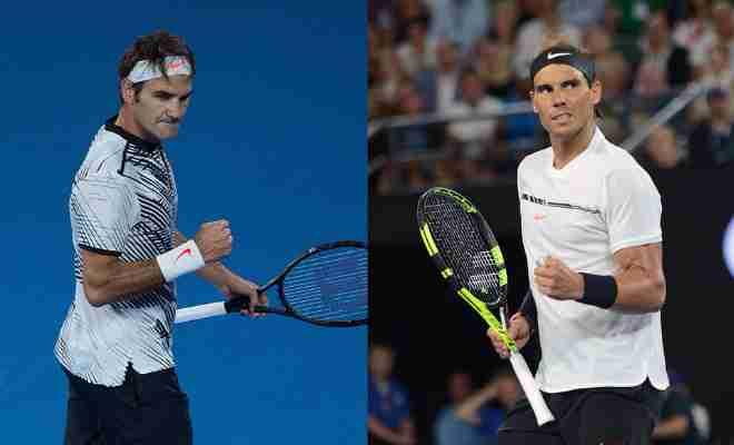 Federer Nadal Miami Live