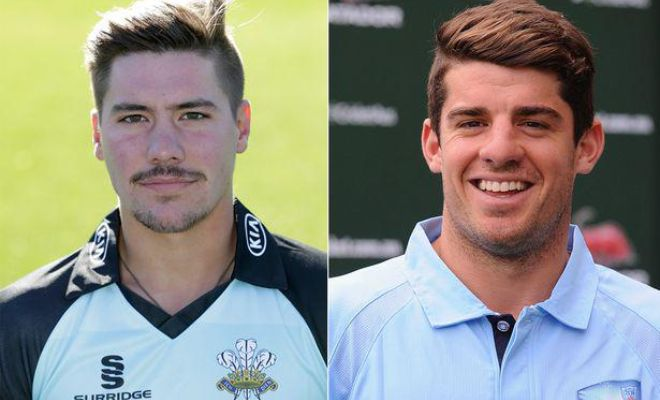 NatWest T20 game suspended after Rory Burns and Moises Henriques collide while fielding