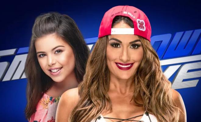Sophia Grace to make an appearance on SmackDown LiveIt seems like teen pop sensation Sophia Grace is all set to make an appearance on SmackDown Live. Sophia from Sophia and Rosie from Ellen fame was invited by Nikki Bella this past week and WWE pretty much confirmed the appearance by reporting about the development.