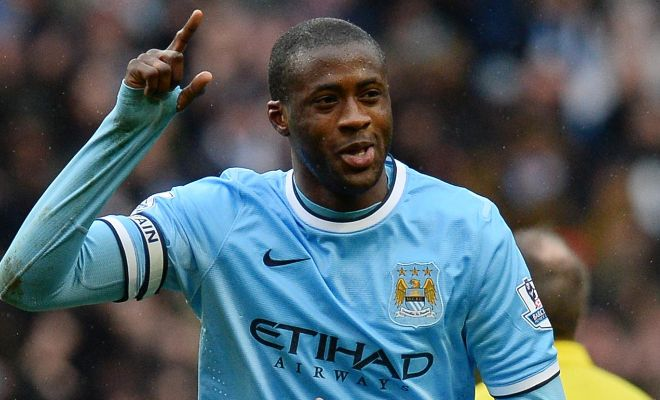 Yaya Toure will snub a move to Inter Milan and stay with Manchester City. [Sun]