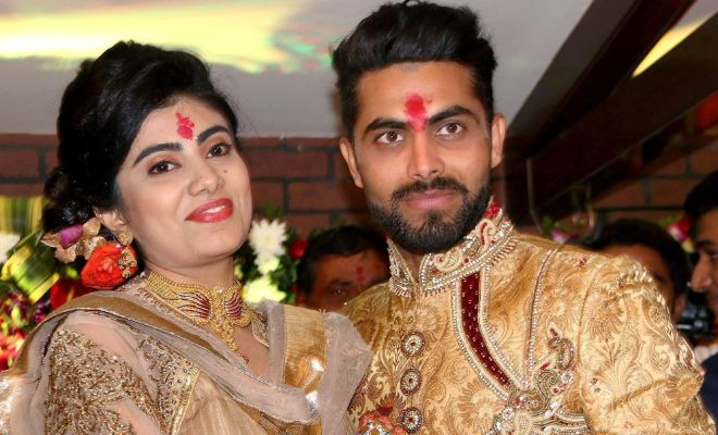 In pics: Ravindra Jadeja's engagement.