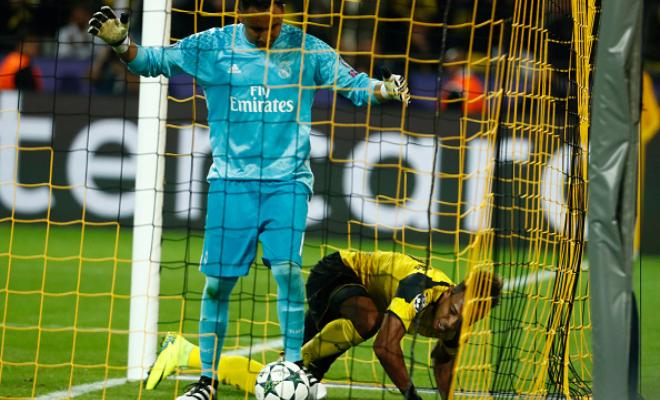HALF-TIME: Borussia Dortmund 1-1 Real Madrid