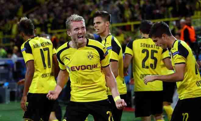 FULL TIME: Borussia Dortmund 2-2 Real Madrid