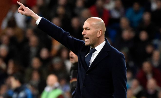 82' Zidane must be pleased with Madrid's second half performance
