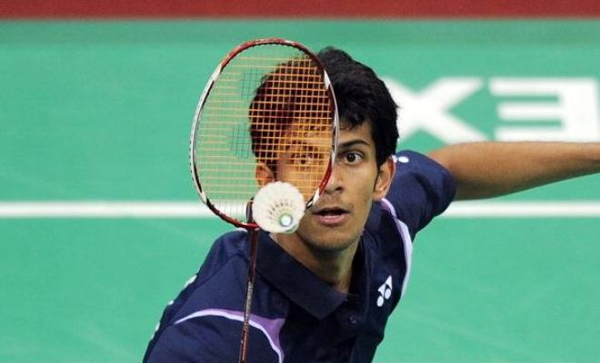 India's Ajay Jayaram crashed out of the US Open Grand Prix gold after losing to the number 1 seed Chou Tien Chen of Chinese Taipei 21-18 21-19 in the third round of the tournament on Thursday.