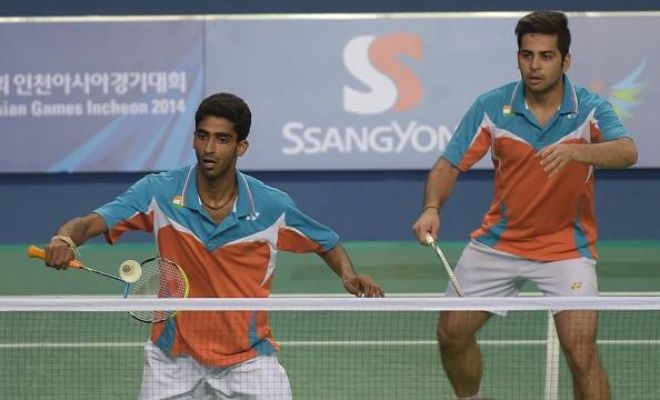 In a tight contest, the Indian Men's Doubles pairing of Manu Attri and Sumeeth Reddy moved into the quarterfinals of the US Open Grand Prix Gold after beating Hirokatsu Hashimoto and Noriyasu Hirata of Japan 21-18 14-21 21-19 in just over an hour on Thursday.