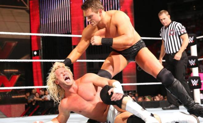Will Dolph Ziggler and The Miz put on another classic at TLC?