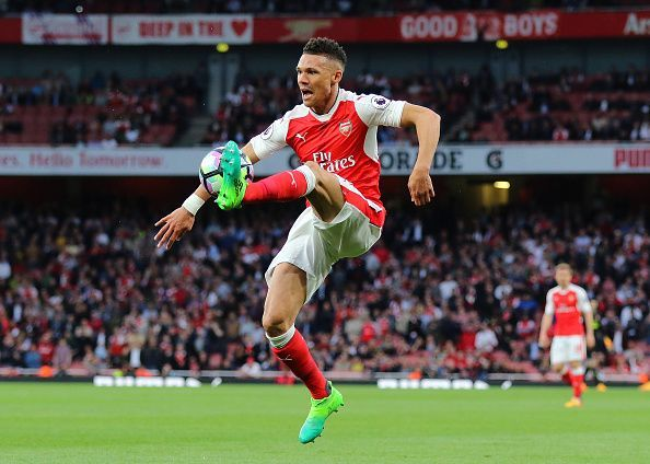 The English full-back has been a part of the Arsenal first-team for close to 10 years no