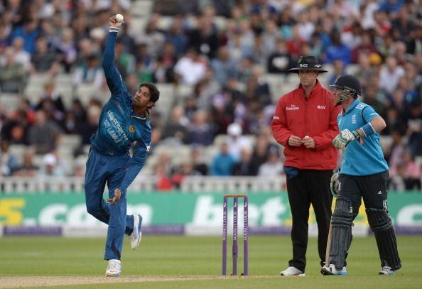 England v Sri Lanka - 5th ODI: Royal London One-Day Series