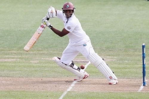 Chanderpaul scored 42.4 runs per innings (11867/280), but 49 not outs push his final average up by 9 points to 51.37
